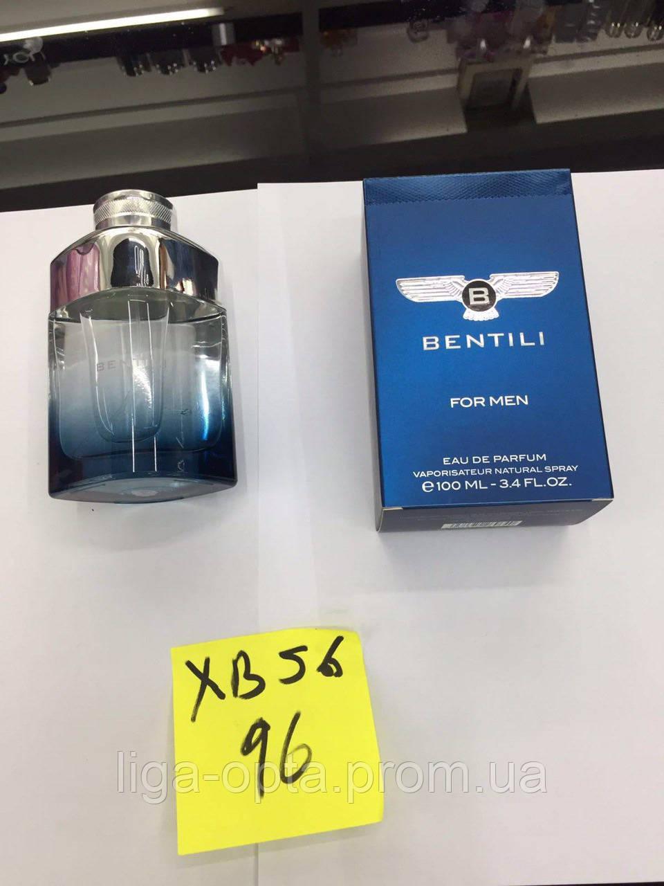 """Bentli- модный мужской аромат - Оптовый интернет-магазин """"ЛИГА ОПТА"""" в Одессе"""
