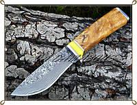 Нож дамасский Клинок ручная работа K1 FW4