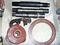 Ступица левая передняя на автогрейдер ДЗ-122, ДЗ-143, ДЗ-180, ГС-14.02, ДЗ-99