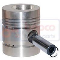 Поршень с пальцем D101,05мм (комплект) 33-12 [Bepco]