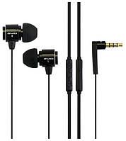 Навушники гарнітура AWEI S10hi Black