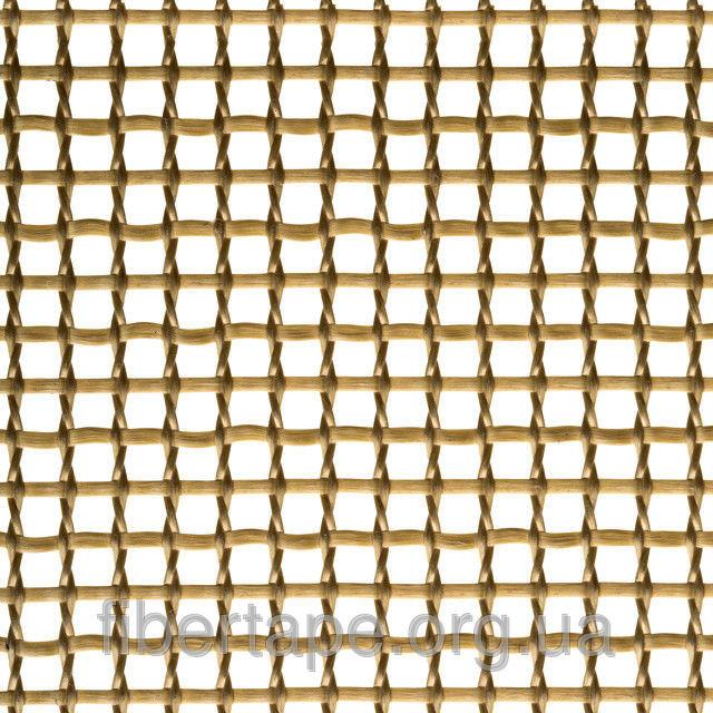 Тефлоновая кевларовая сетка, ячейка 4х4 мм, ширина рулона 2050 мм