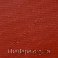 Силиконовая армированная термошторка 230 мкм, цвет красный