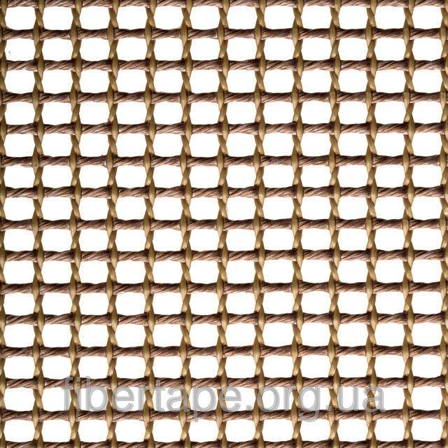 Тефлоновая стекловолоконно-кевларовая сетка, ячейка 5х4 мм, ширина рулона 2150 мм