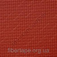 Силиконовая армированная термошторка 560 мкм, цвет красный