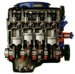 Двигун і комплектуючі