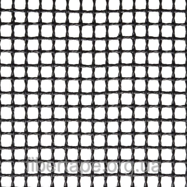 Тефлоновая стекловолоконная сетка с антистатиком, ячейка 4х4 мм, ширина рулона 2750 мм