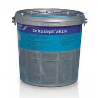 Средство для стерилизации медицинских изделий «Sekusept Aktiv», 6 кг.