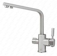 Смеситель под фильтр для кухни KAISER Decor Silver 40144-5