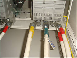 Электрик. Подключение силового кабеля  ( ввода в квартиру )