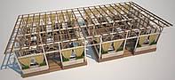 Изготовление металоконструкций - проектируем и производим деревянные и металические конструкции.