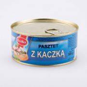 """Паштет из утки """"Z kaczka"""" Evra Meat 300g"""