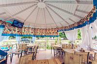 Проектирование ресторанов и кафе - проектируем и производим деревянные и металические конструкции.
