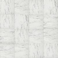 Ламинат Quick-Step (Квик-Степ) коллекция Arte (Арт) - Мраморная плитка (Marble Carrara) - UF 1400