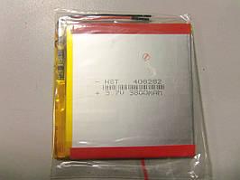 Внутрішній Акумулятор 04*82*82 (3800 mAh 3,7 V) 408282 AAA клас в Запоріжжі