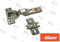 Петля полунакладная Blum Clip 71M2650