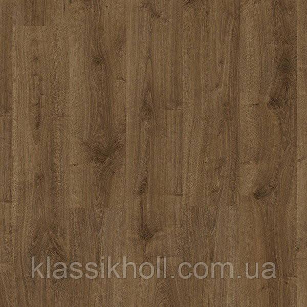 Ламинат Quick-Step (Квик-Степ) Creo / Go (Крео / Гоу) - Дуб Вирджиния коричневый (Virginia Oak brown)