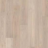 Ламинат Quick-Step (Квик-Степ) Eligna (Элигна) - Дуб светло-серый лакированный (Light Grey Varnished Oak Plan