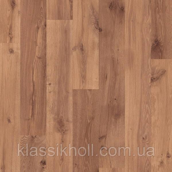 Ламинат Quick-Step (Квик-Степ) коллекция Eligna (Элигна) - Дуб натуральный винтаж лакированный