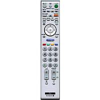 Пульт ду телевизора SONY RM-ED011W белый