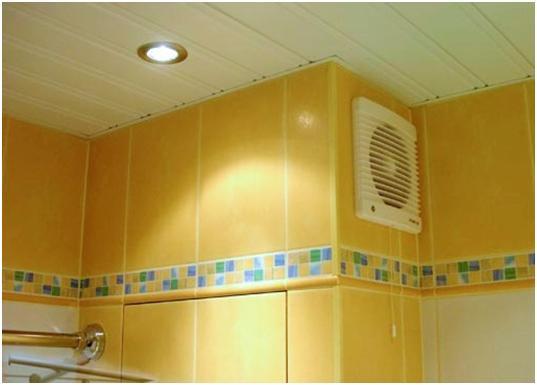 Электрик. Установка вытяжки ( вентилятора ) в ванной