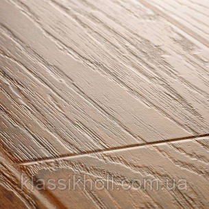 Ламинат Quick-Step (Квик-Степ) коллекция Rustic (Рустик) Гикори кофейный - RIC1427, фото 2