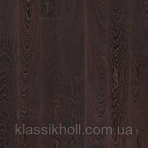 Ламинат Quick-Step (Квик-Степ) коллекция Perspective (Перспектив) - Венге (Wenge planks) - UF 1000, фото 2