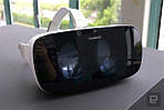 Шлем виртуальной реальности Huawei на выставке CES 2017