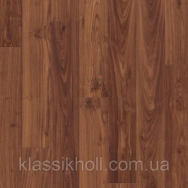 Ламинат Quick-Step (Квик-Степ) коллекция Perspective (Перспектив) - Орех промасленный (Oiled Walnut Planks)
