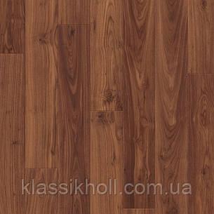 Ламинат Quick-Step (Квик-Степ) коллекция Perspective (Перспектив) - Орех промасленный (Oiled Walnut Planks), фото 2