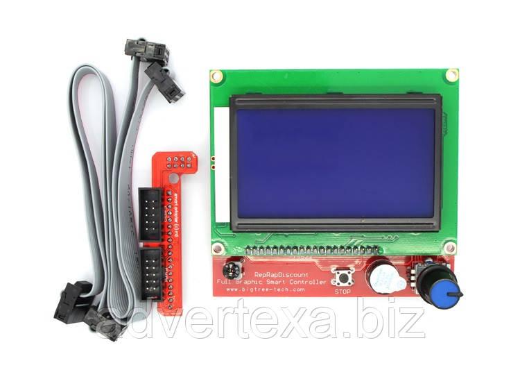 Графический контроллер LCD12864 RAMPS 3D принтер