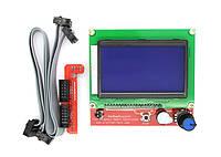 Графический контроллер LCD12864 RAMPS 3D принтер, фото 1