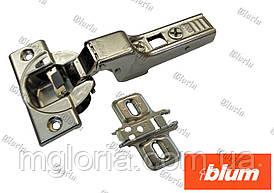 Петля полунакладная с доводчиком Blum Clip-Top 71B3650