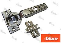 Петля накладная с доводчиком Blum Clip-Top 71B3550