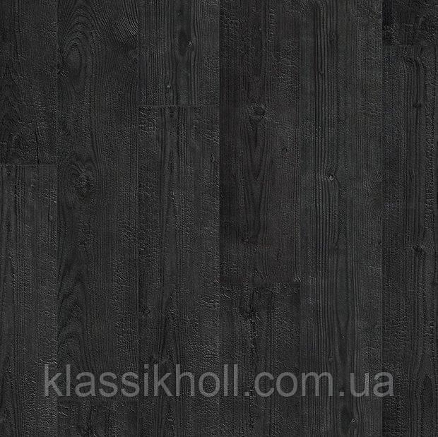 Ламинат Quick-Step (Квик-Степ) коллекция Impressive Ultra (Импрессив Ультра) ДУБ ЧЁРНАЯ НОЧЬ