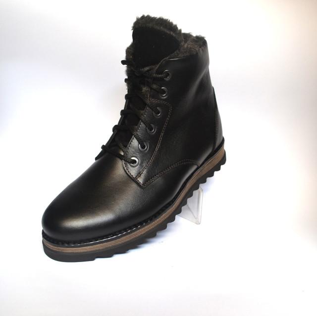 Зимние ботинки мужские Rosso Avangard. Carlo Berz Trend