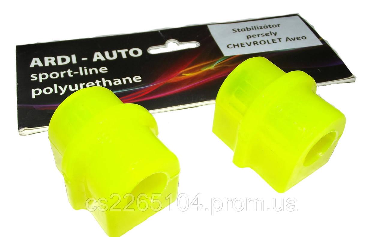 Втулки стабилизатора Chevrolet Aveo
