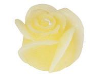 Свеча декоративная Роза Ванильная фигурная 11Х9 см Candy Light 029-024