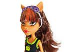 Кукла Клодин Вульф Пижамная вечеринка Monster High Dead Tired Clawdeen Wolf Doll, фото 6