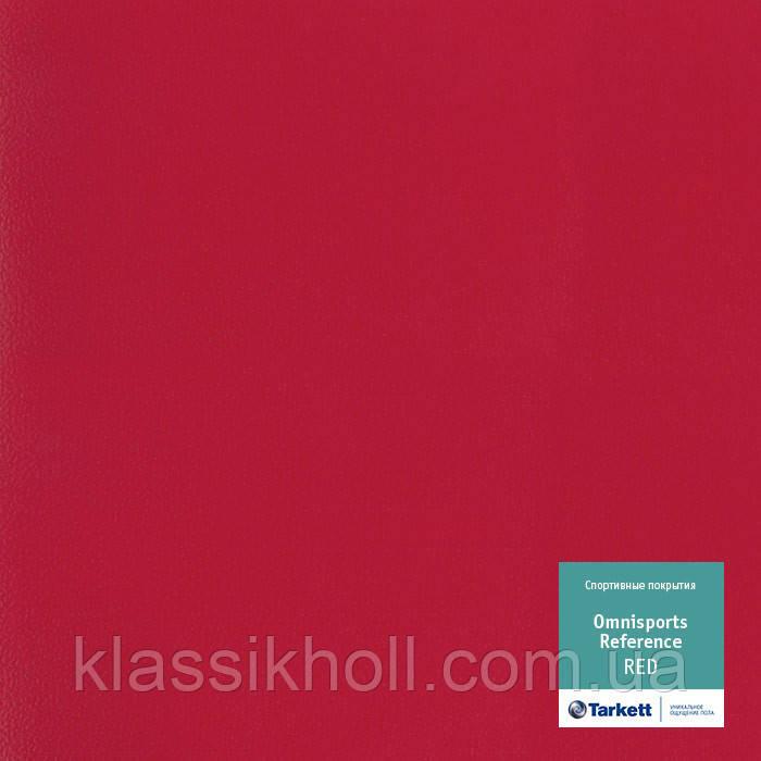 Линолеум спортивный Tarkett OMNISPORTS REFERENCE - RED