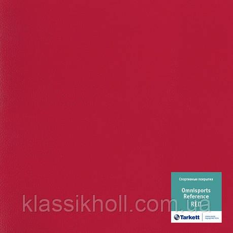 Линолеум спортивный Tarkett OMNISPORTS REFERENCE - RED, фото 2