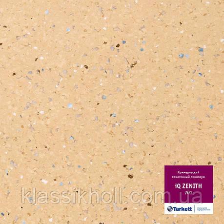 Линолеум коммерческий гомогенный Tarkett TARKETT IQ ZENITH - 701, фото 2