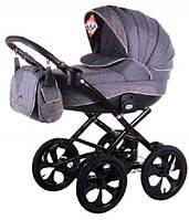 Детская коляска классическая 2 в 1 Sofia 603K Adamex