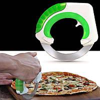 Кухонный нож для овощей и пицци Circular Knife Bolo