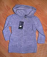 Кофта теплая детская для девочки Турция, фото 1