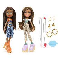 Набор кукол Братц Саша и Жасмин (Bratz 2 Pack BFFL: Yasmin and Sasha Dolls)