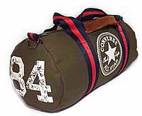 Спортивная сумка Конверс. Молодежная модная сумка Конверс. МСС2