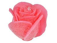 Свеча декоративная Роза Красная фигурная 15Х11 см Candy Light 029-032