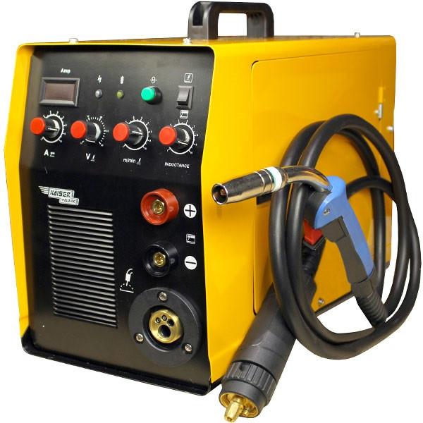 Зварювальний напівавтомат Kaiser MIG-250 (Інверторний)