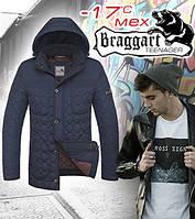 Подростковая куртка с капюшоном  мужская